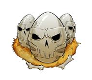 Spawner à Skeleton
