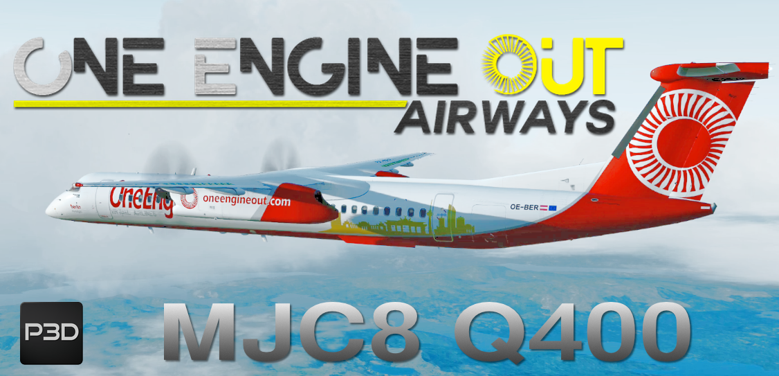 Majestic Dash-8 OEO-Livery