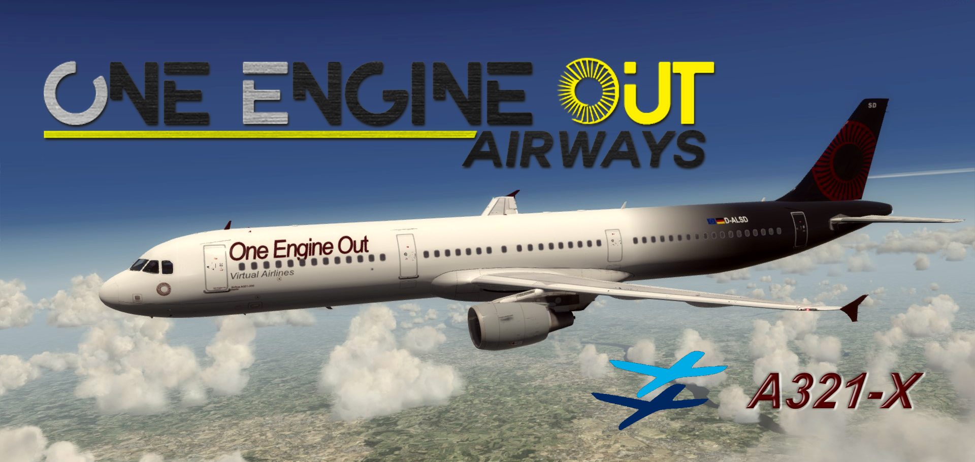 FSLabs A321 - OEO Livery by vChris
