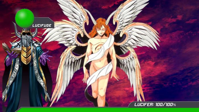 Quell the Fourth Dream (VS Lucifer) T1