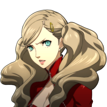 Okane Tomi Updates P5_portrait_of_Anne_Takamaki27s_Phantom_Thief_outfit_without_mask