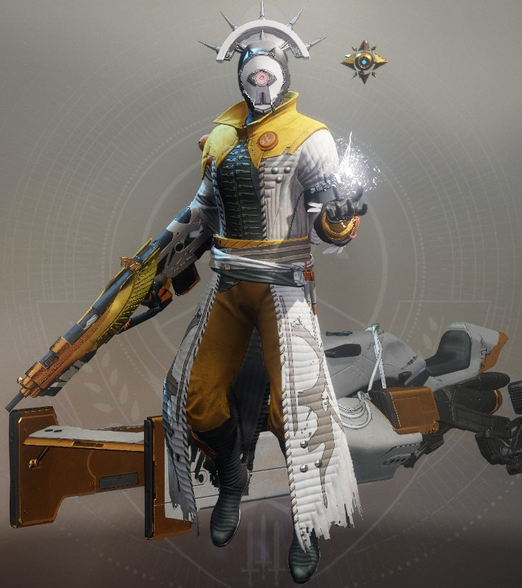 Desert Prophet (Fashion Week)