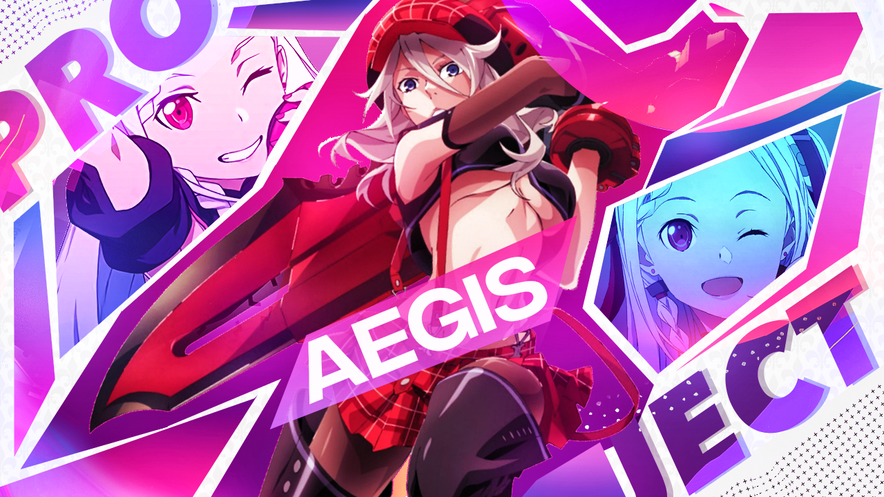MagicDarkLight - [Arrow&MagicDarkLight] Project Aegis 2