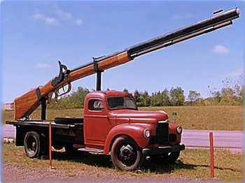 https://cdn.discordapp.com/attachments/385307110813990913/386208746218717186/A_very_large_gun_on_the_back_of_some_old-timy_truck.png