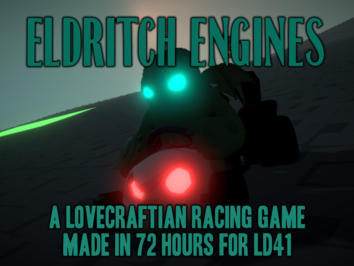 Eldritch Engines cover