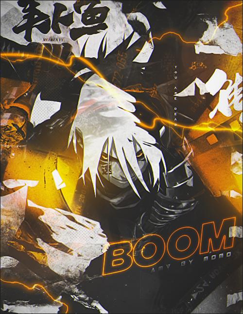 [Momo]-[One Punch Man AMV] - BOOM 1522092453-bann-momo