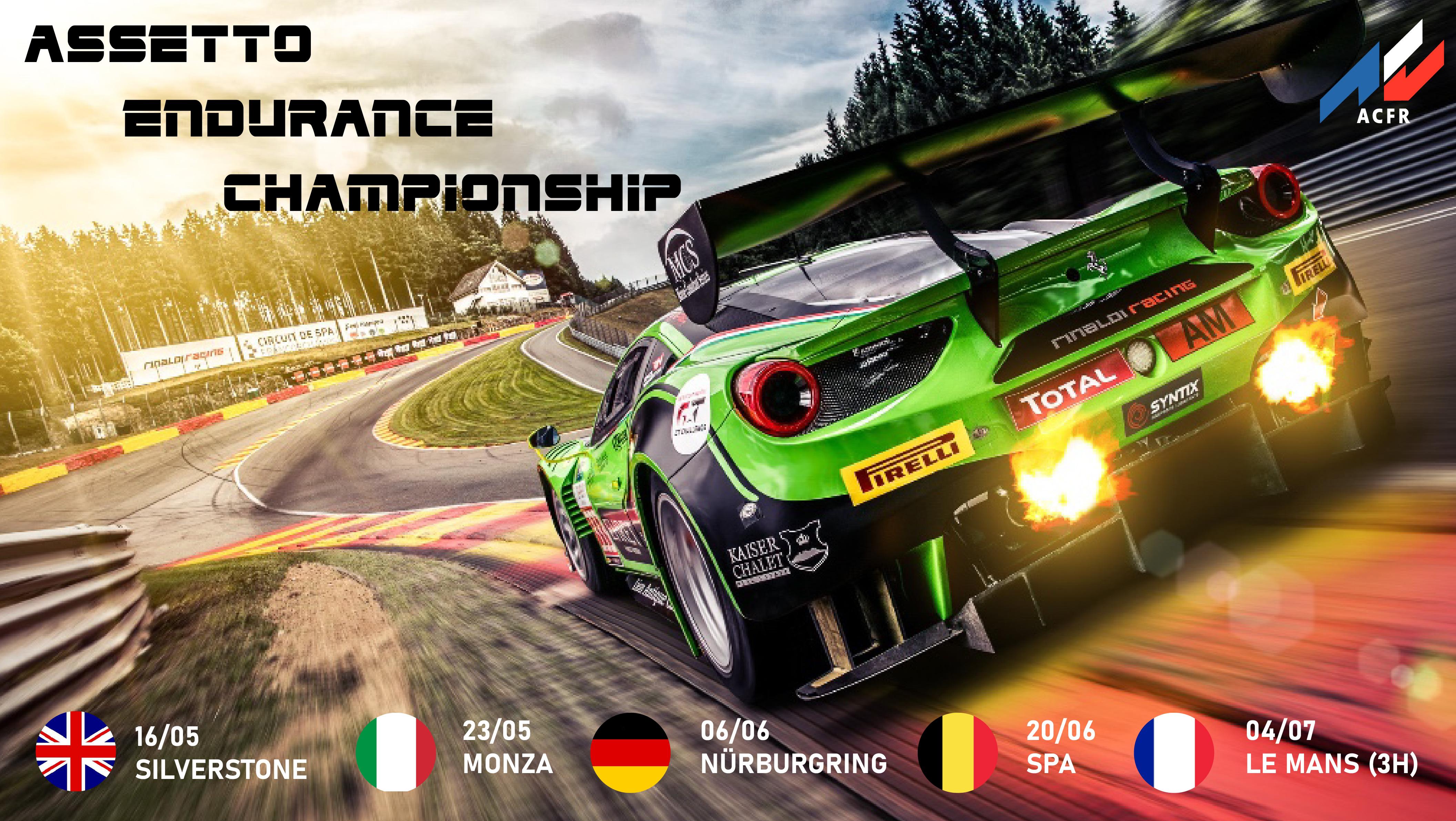 [AEC]Assetto Endurance Championship Champ24x-80