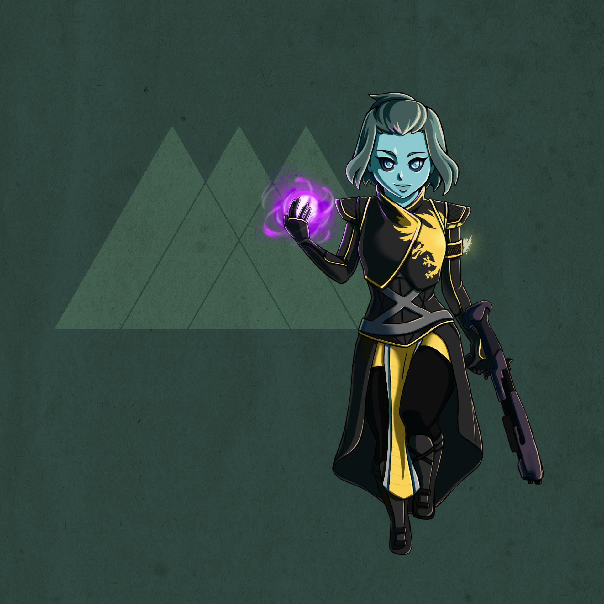 Chibi Warlock