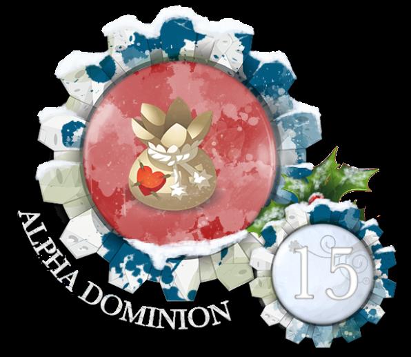 Calendrier de L'Avent Dominion - Edition 2017 Noel15