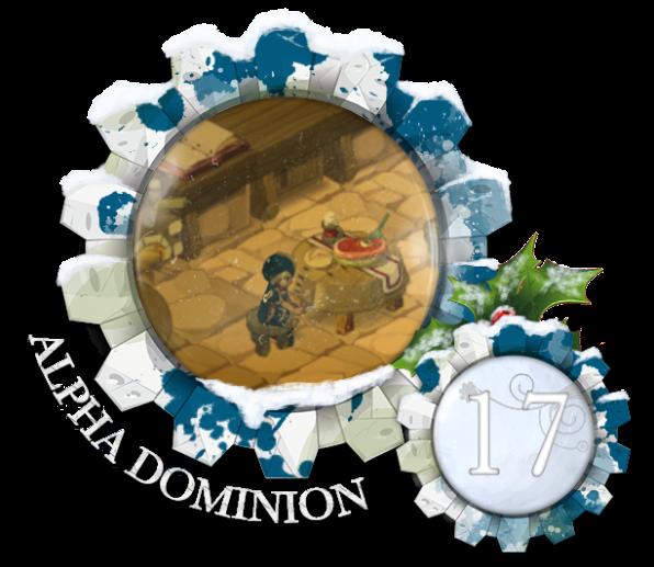 Calendrier de L'Avent Dominion - Edition 2017 Noel17