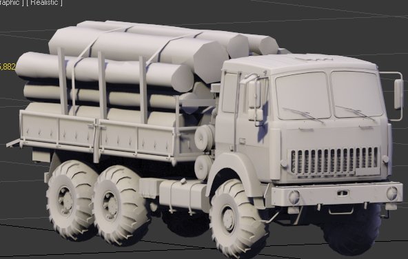 How to extract models from MudRunner?