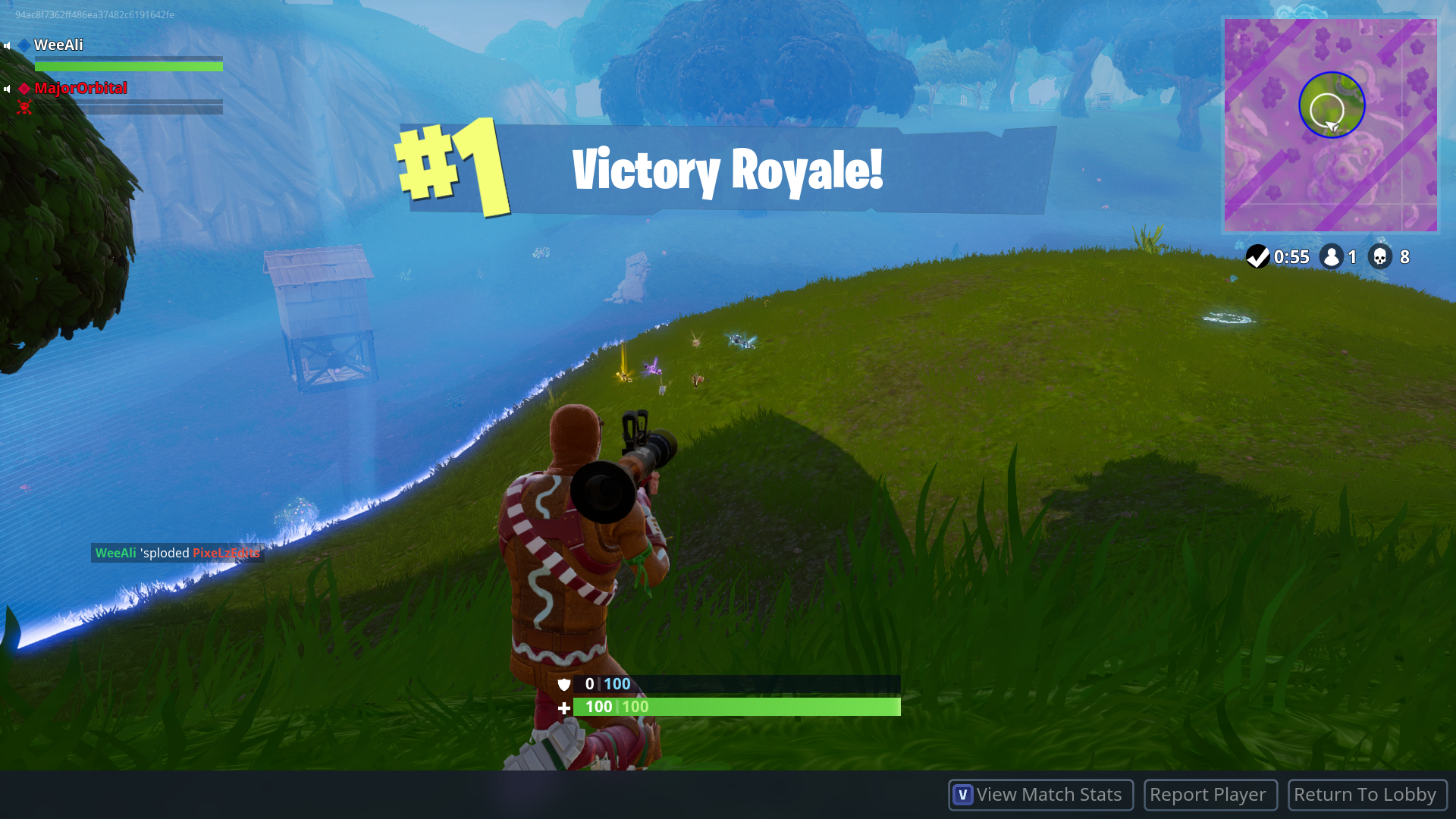 first game of new game mode, its SOO DIFFICULT -_-