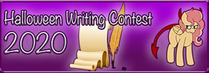 Nightmare Night 2020 Writing Contest Badge