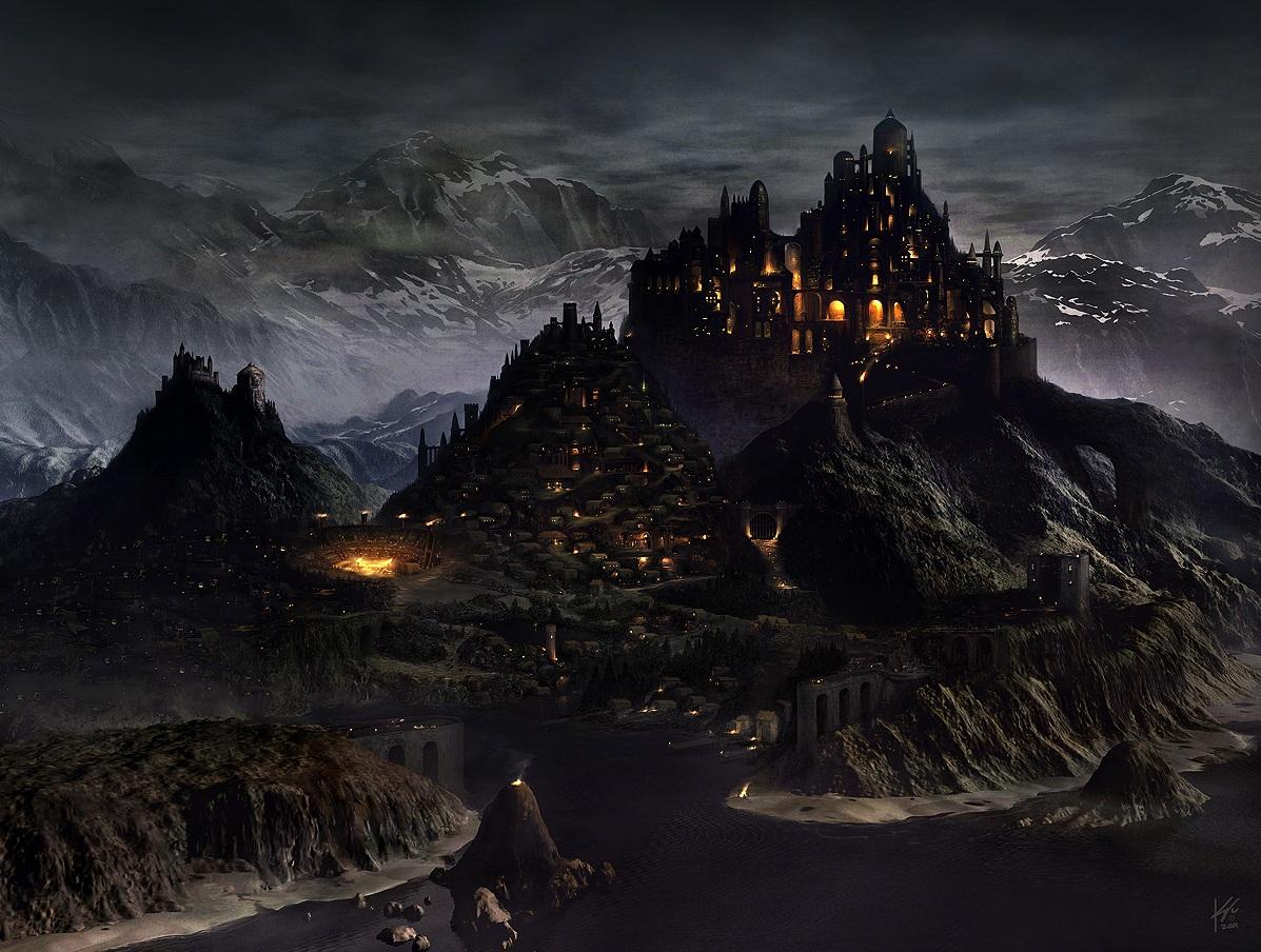 Daugran: Ciudades  y Paises King_Chaos_castle