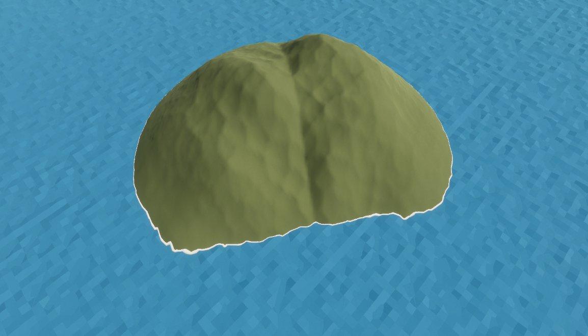 ass island