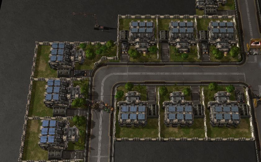 Krydon Houses