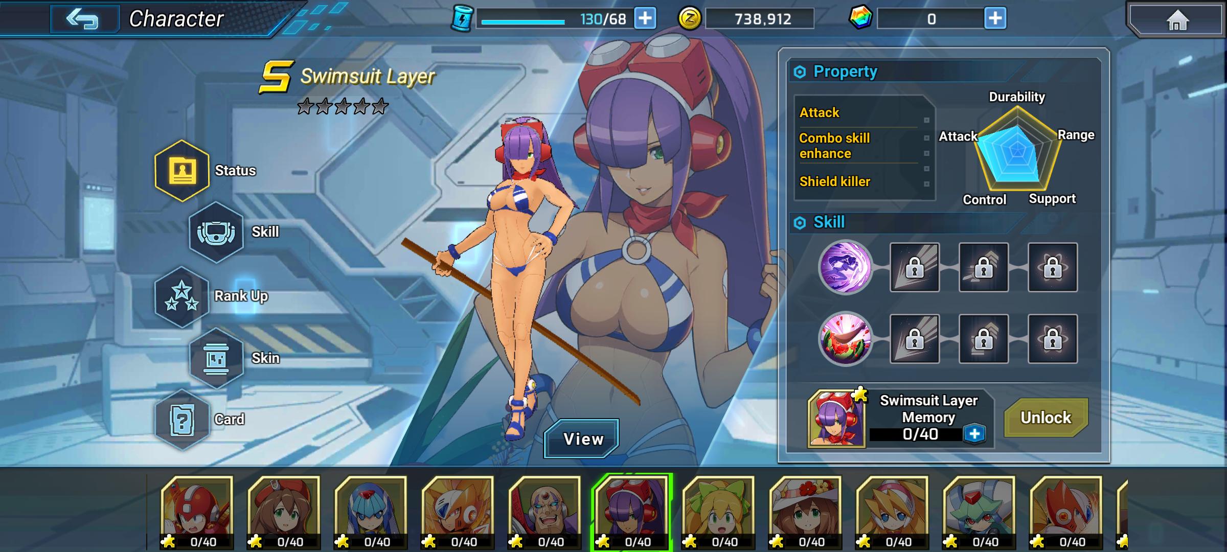 Screenshot 20210818 022315 MEGA MAN X DiVE MOBILE