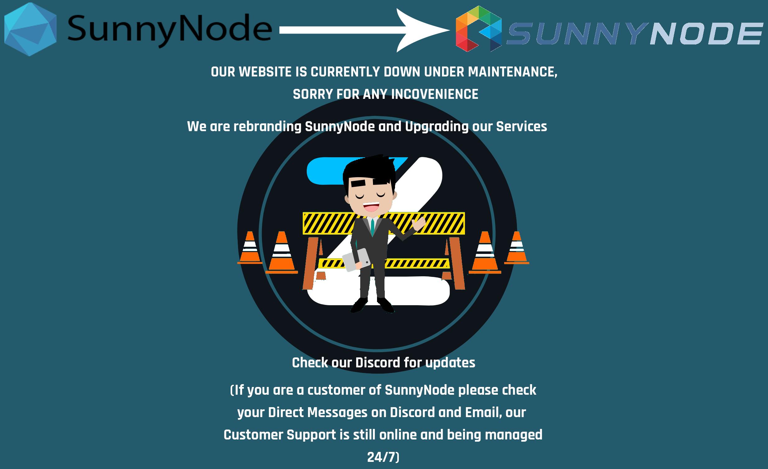 SunnyNode Maintenance
