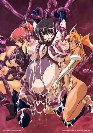 Tentacle and Witches 3