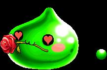 Lovestruck King Slime