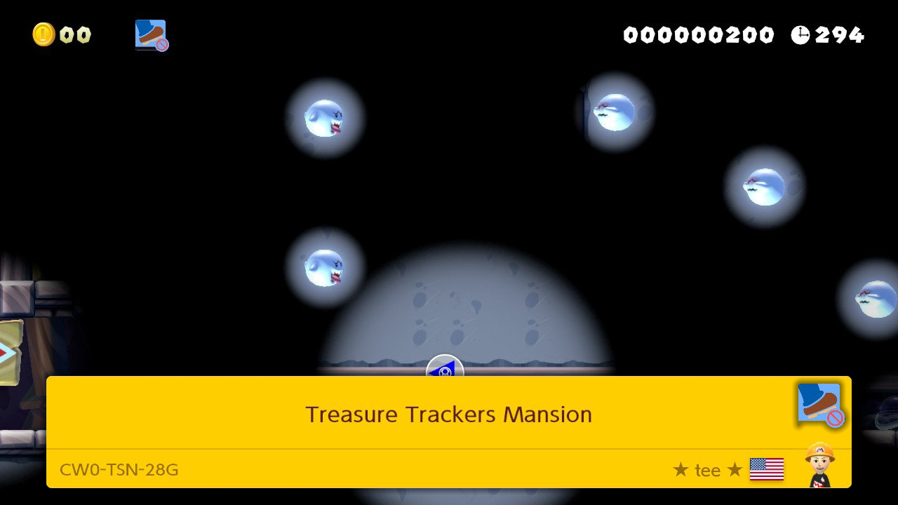 Treasure Trackers Mansion