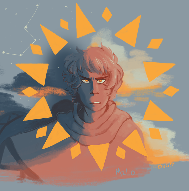 Milo the Starchild