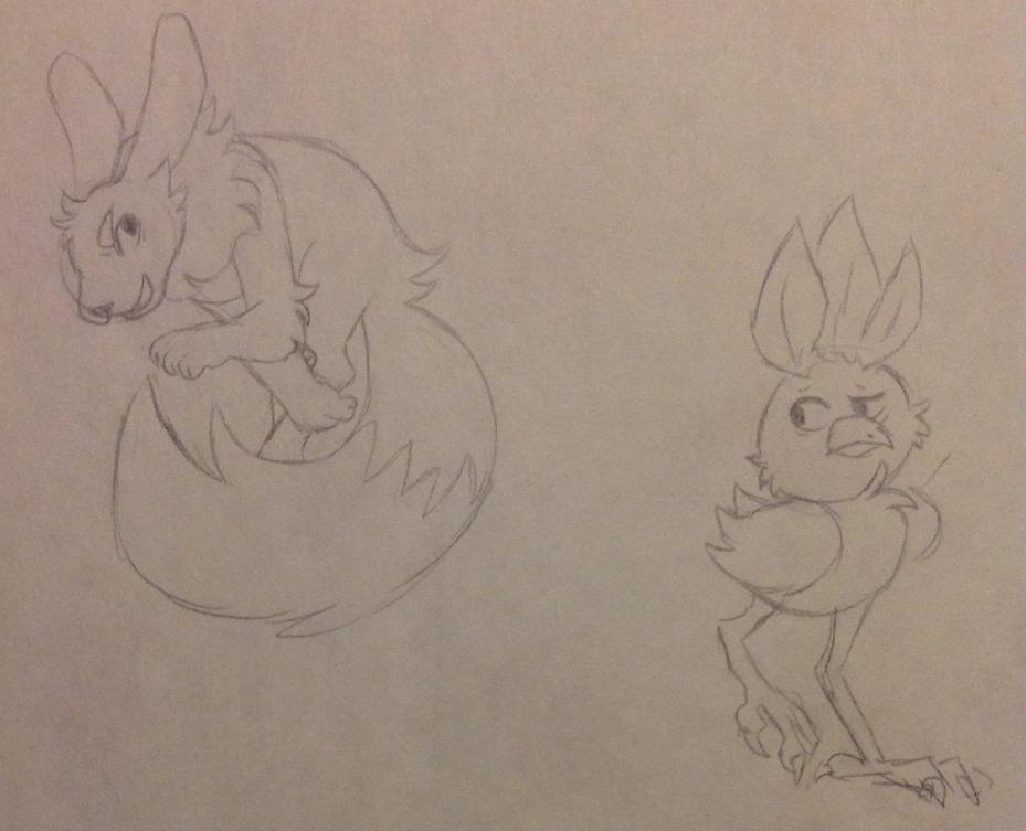 Sketch boys