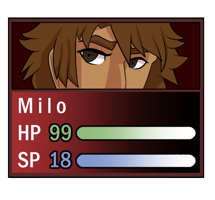 Persona 2 Milo
