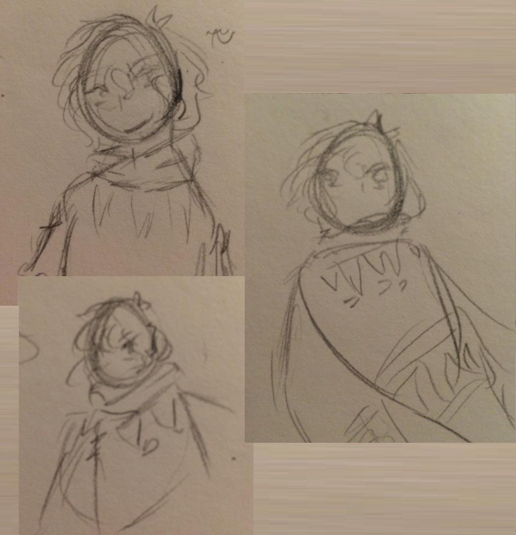 Milo Sketch Compilation