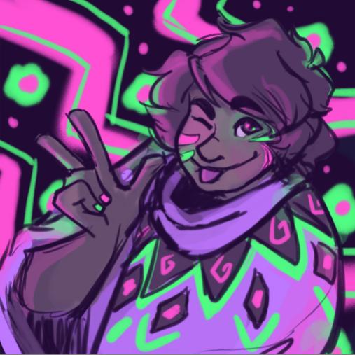 Neon Milo