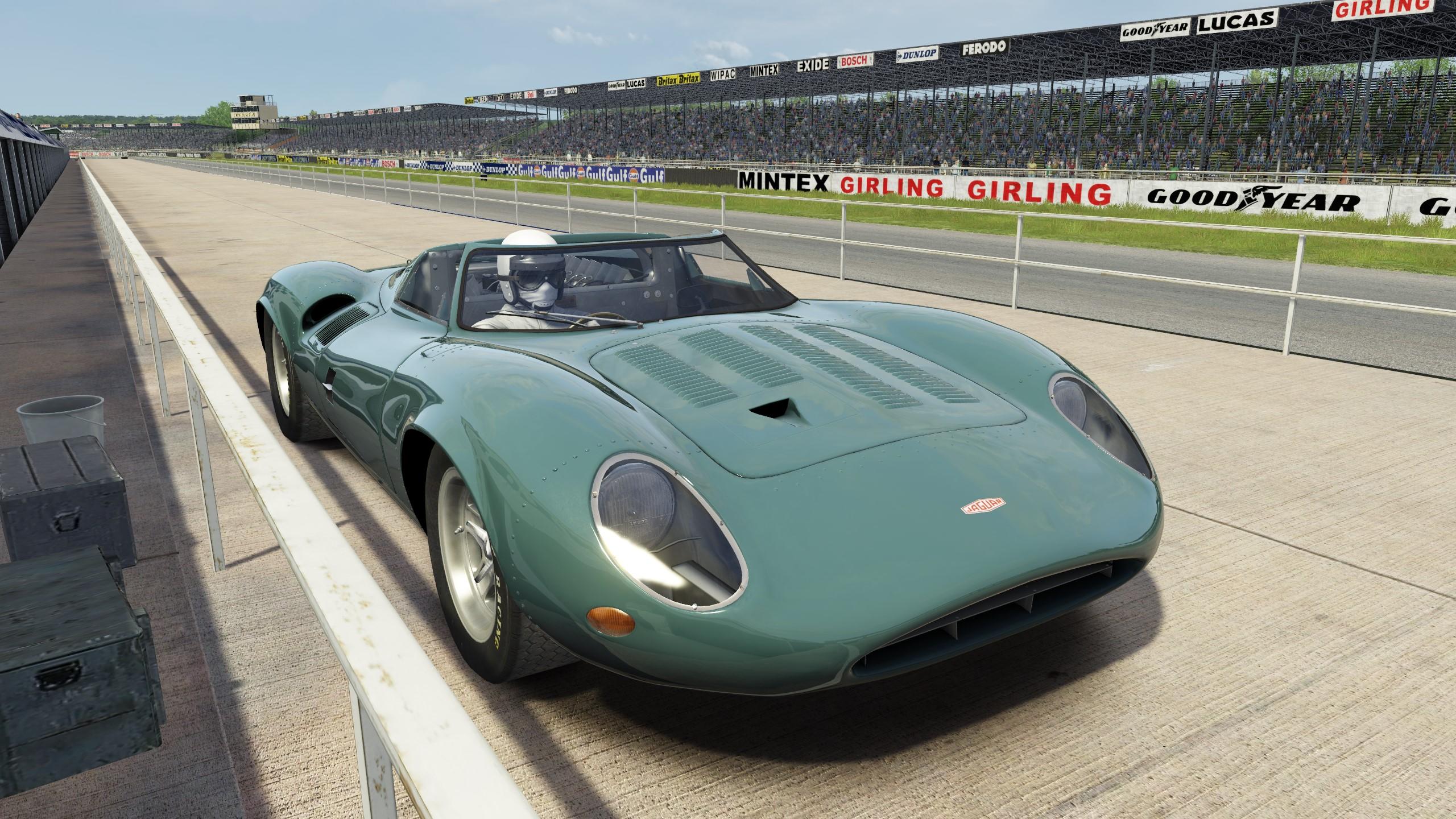 Cars - Jaguar XJ13 Deleted | RaceDepartment