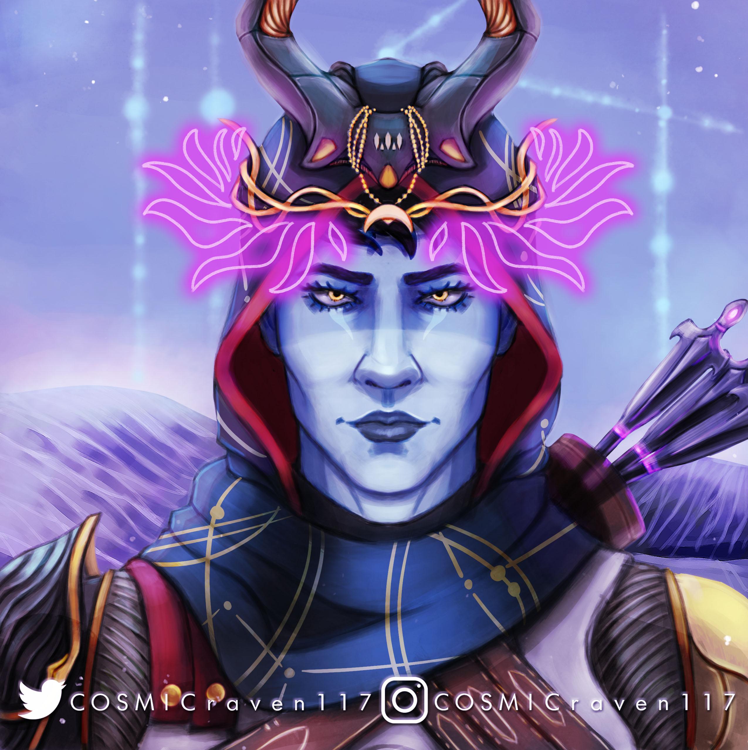 Corbin of the Nine Realms