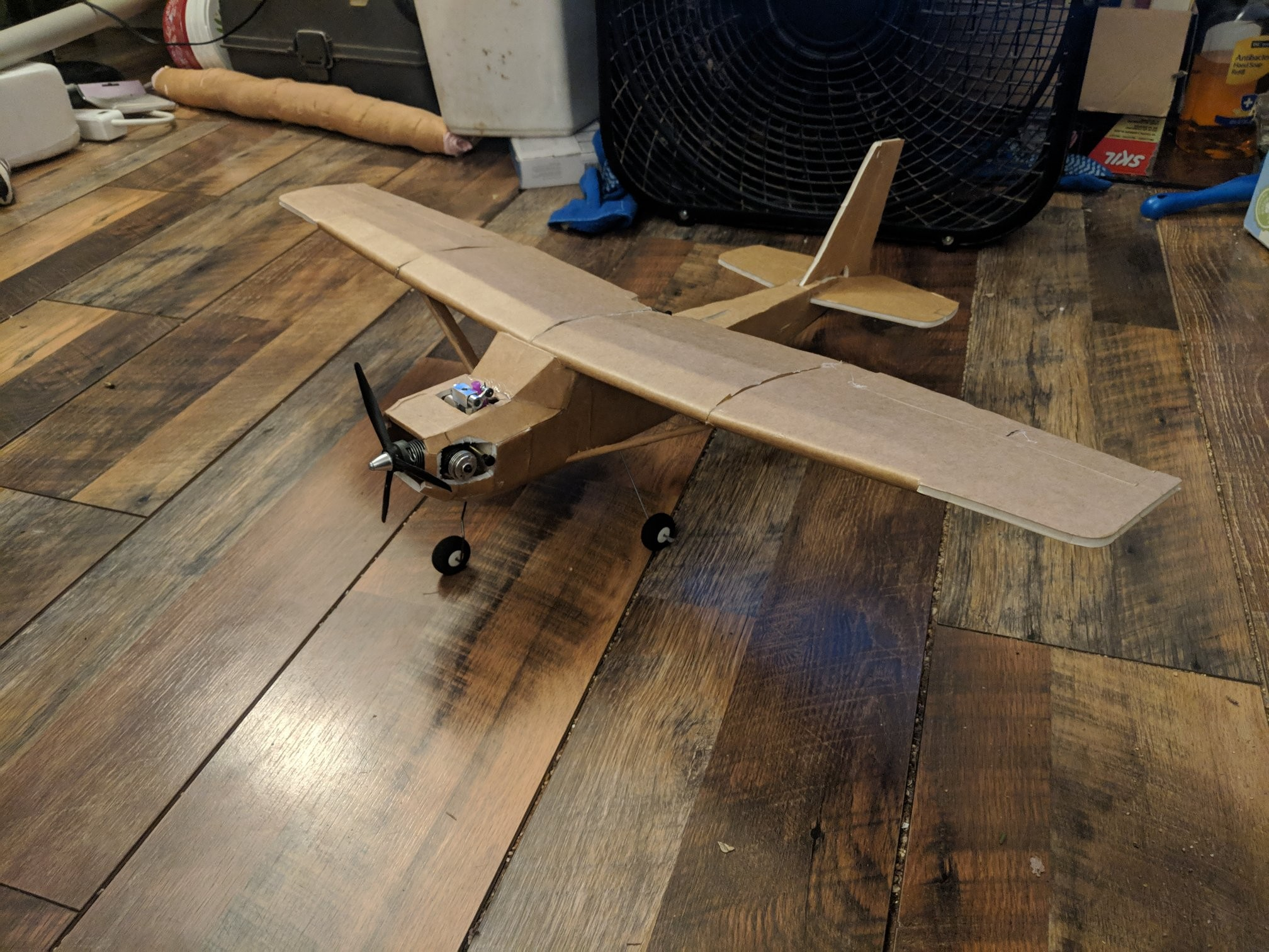 Flite Test Commuter w/ RC Ranger engine! IMG_20190624_003411