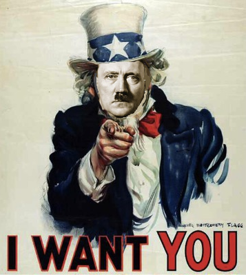 (AFFICHE)I want you !(AFFICHE) Unknown