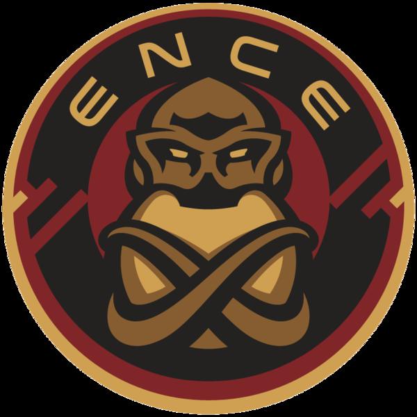 ENCE eSports team logo