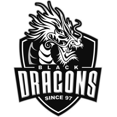 Logo for Black Dragons