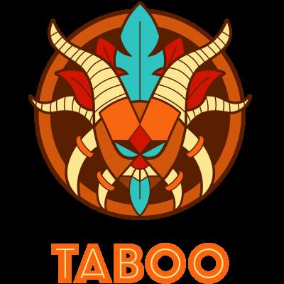 Logo for TABOO