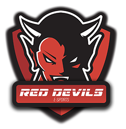 Logo for ReD DevilS e-Sports