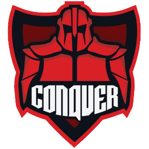 Conquer Gaming team logo