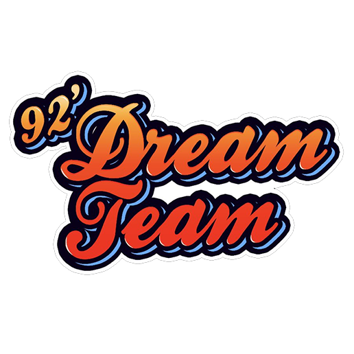 92 Dream Team team logo