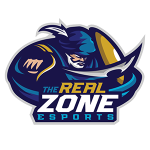 The Real Zone team logo