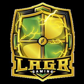 LAGr Gaming team logo