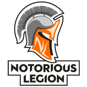 Notorious Legion Esport team logo