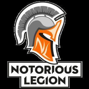 Logo for Notorious Legion Esport