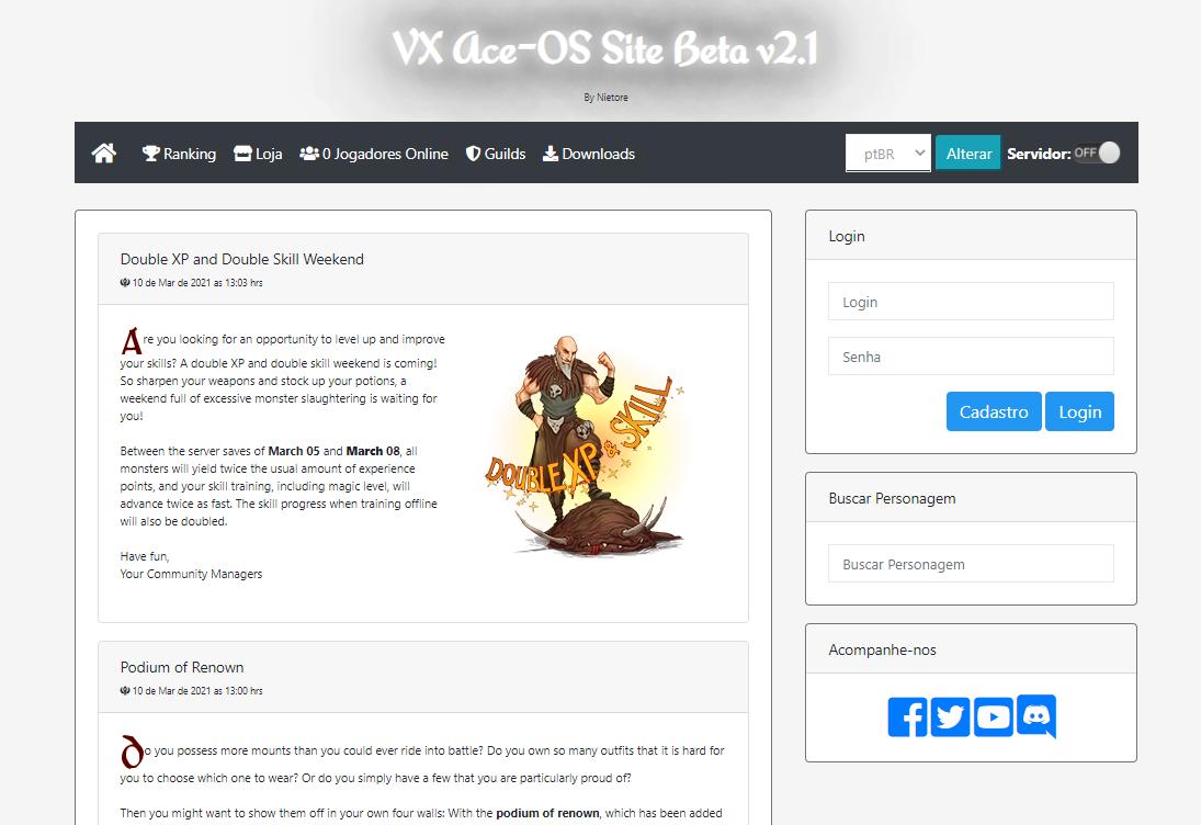 VXA-OS - Crie seu MMO com RPG Maker - Página 66 Unknown