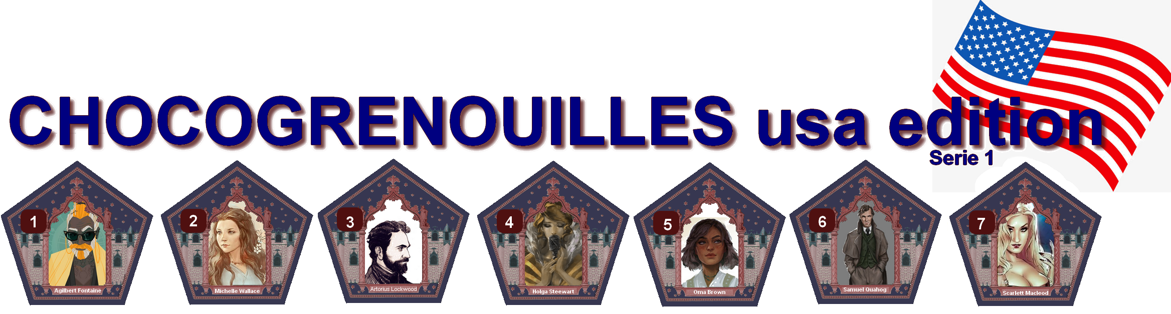 [VOTES] Chocogrenouilles USA edition Unknown