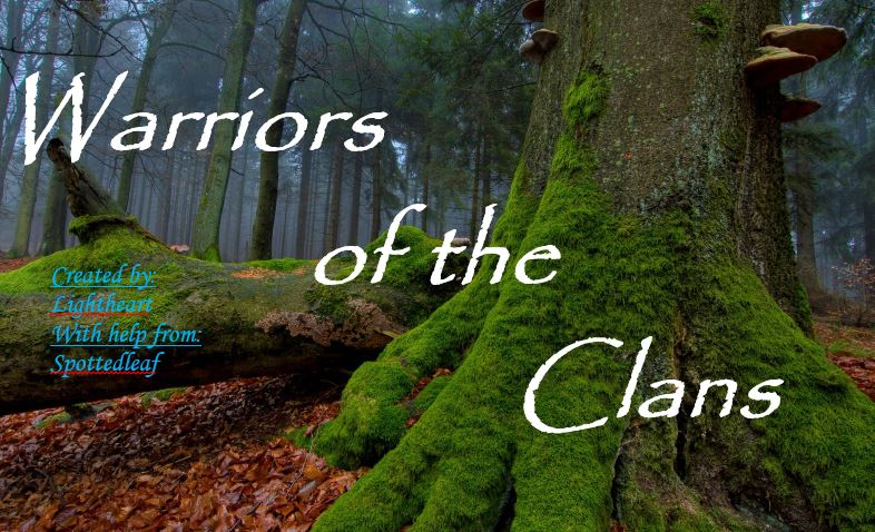 Warriors Of The Clans
