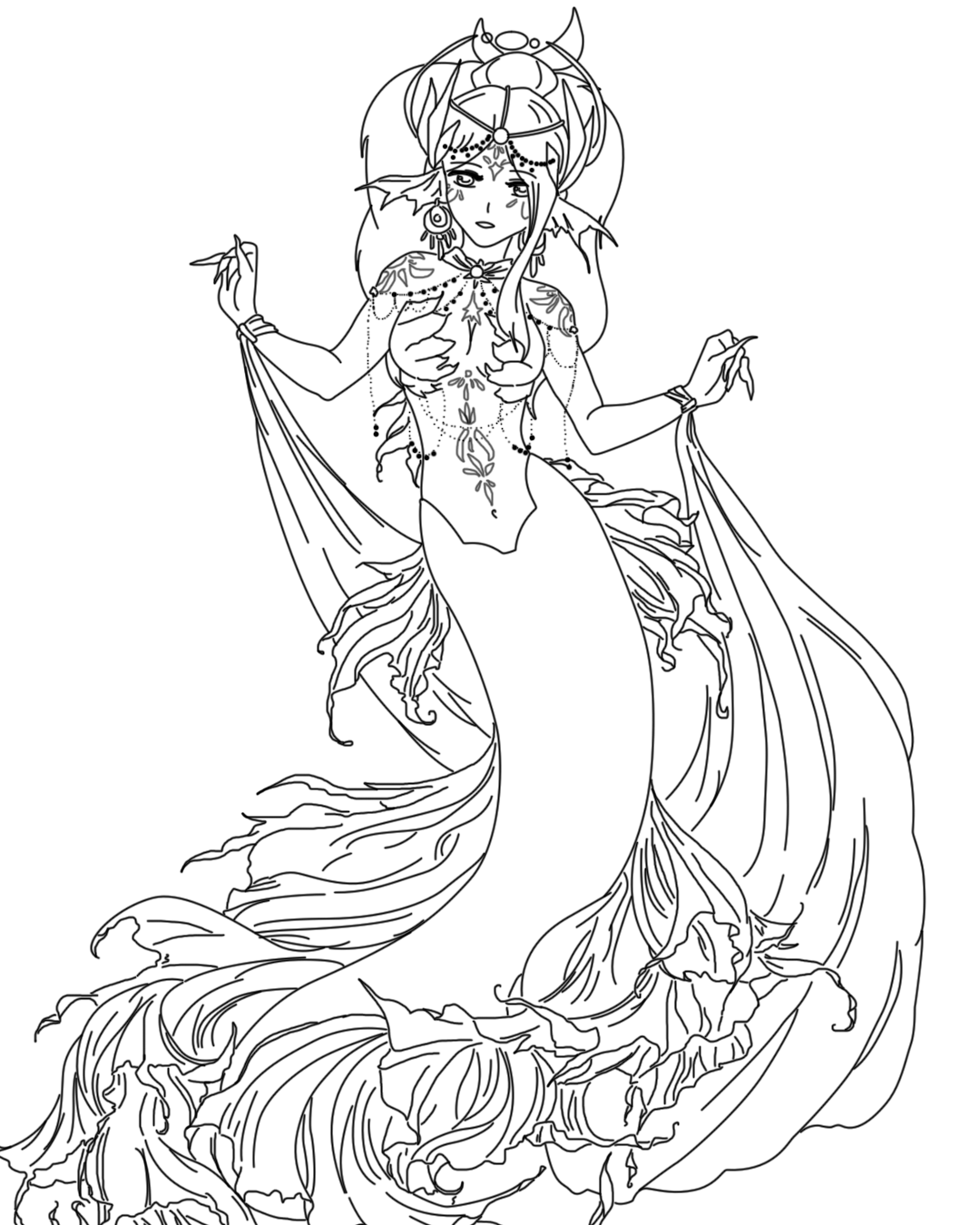 Nedinktober ! Sirene