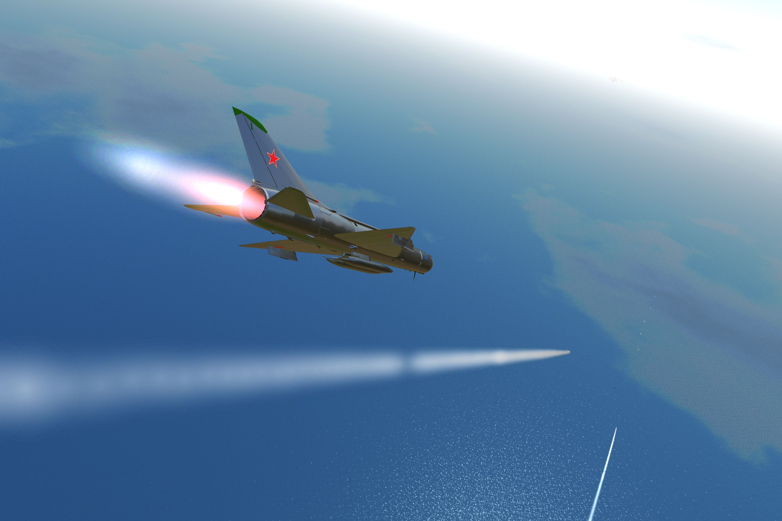 Missiles Away