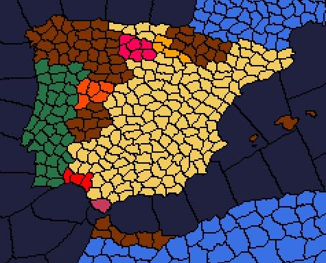 Guerre civile espagnole [Victoire Républicaine] Unknown